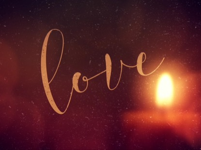 WARM ADVENT GLOW LOVE