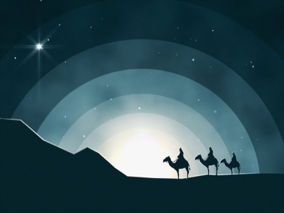WINTER NIGHT WISEMEN