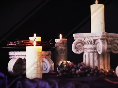 COMMUNION CANDLES 5