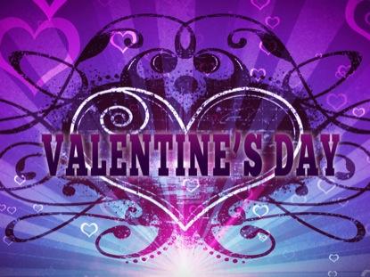 HEART OF LOVE VALENTINE