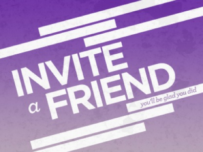 Invite A Friend | Creation Power Media | WorshipHouse Media