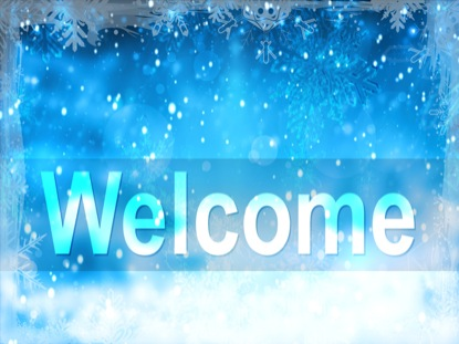 NOSTALGIC WINTER WELCOME 1