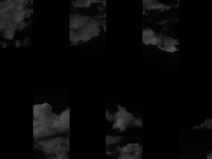 CLOUD PANELS BW