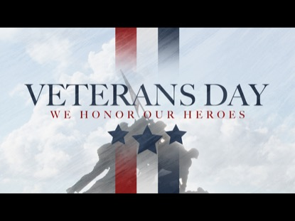 VETERANS DAY TITLE