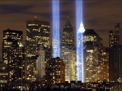 CITY OF LIGHT SEPTEMBER 11