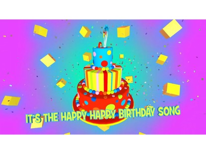 HILLSONG KIDS BIRTHDAY SONG