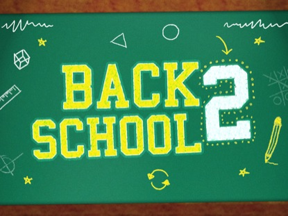 BACK TO SCHOOL LOOP