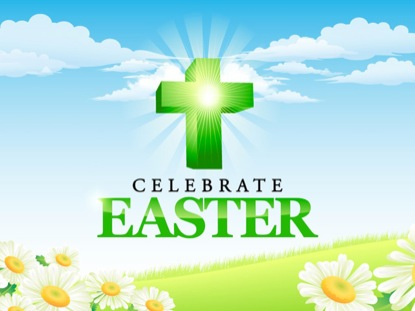 CELEBRATE EASTER TITLE LOOP