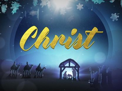 CHRISTMAS CHRIST LOOP VOL 4