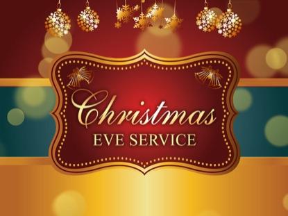 Christmas Eve Service Loop | Hyper Pixels Media | WorshipHouse Media