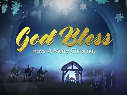 CHRISTMAS GOD BLESS LOOP VOL 4