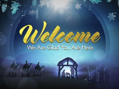 CHRISTMAS WELCOME LOOP VOL 4