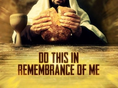 COMMUNION REMEMBRANCE
