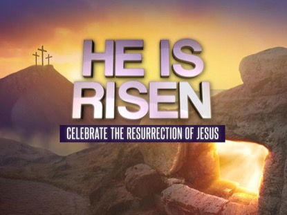 EASTER SUNRISE HE IS RISEN LOOP VOL2