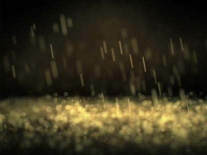 GOLDEN RAIN LOOP