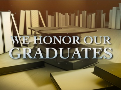 HONOR OUR GRADUATES TITLE LOOP