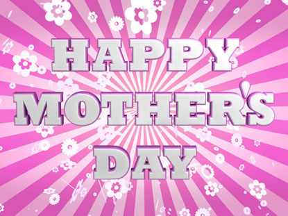 MOTHER'S DAY CELEBRATION TITLE LOOP