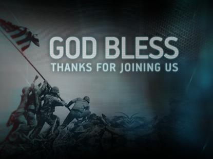 SOLDIERS GODBLESS LOOP