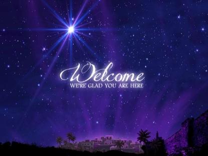 01 BETHLEHEM WELCOME