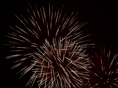4TH JULY FIREWORKS