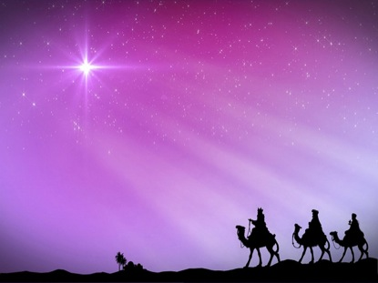 MAGI FOLLOW THE STAR