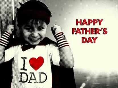 I HEART DAD TITLE LOOP
