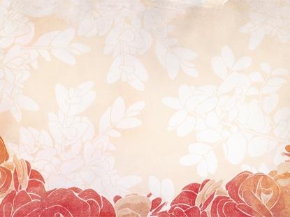 ROSES ORANGE-LOOP