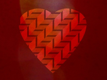 FILM GRAIN HEARTS - MOTION BACKGROUND ONE