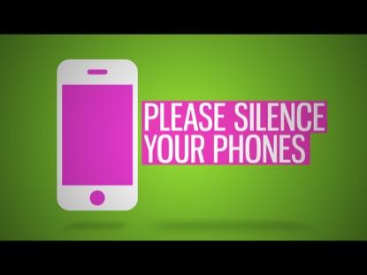 SWINGING RECTANGLES PHONE REMINDER