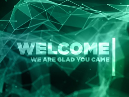 ISOMIST WELCOME GREEN