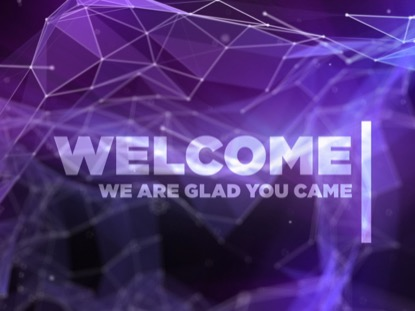 ISOMIST WELCOME PURPLE