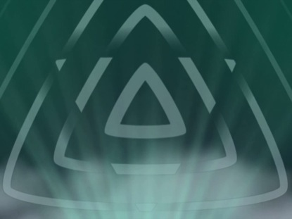 ABSTRACT FOUR WORSHIP BACKGROUND