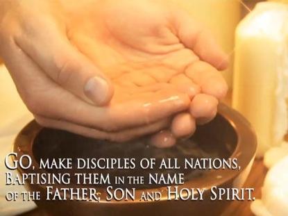 BAPTISM MOOD SETTER BACKGROUND
