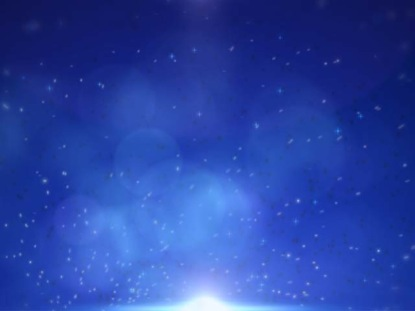 BLUE PARTICLES WORSHIP BACKGROUND
