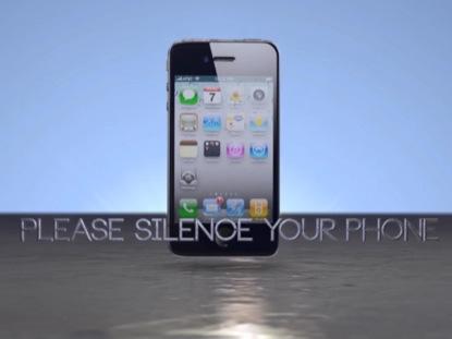CELL PHONE SPLASH