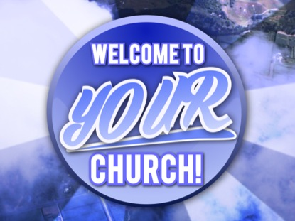 FLYOVER CHURCH WELCOME