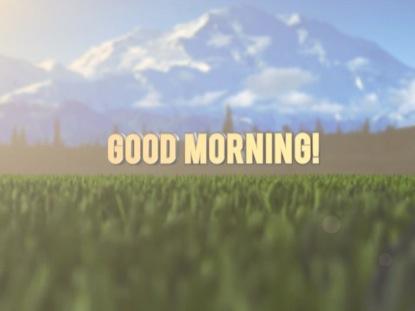 GOOD MORNING SPLASH