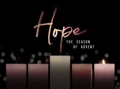 ADVENT CANDLELIGHT HOPE