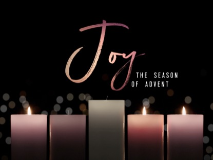 ADVENT CANDLELIGHT JOY