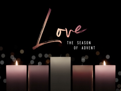ADVENT CANDLELIGHT LOVE