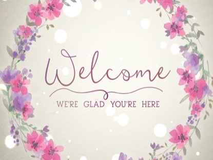 BLOOM WELCOME