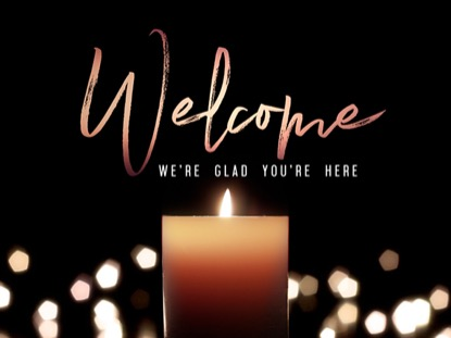 CANDLELIGHT WELCOME