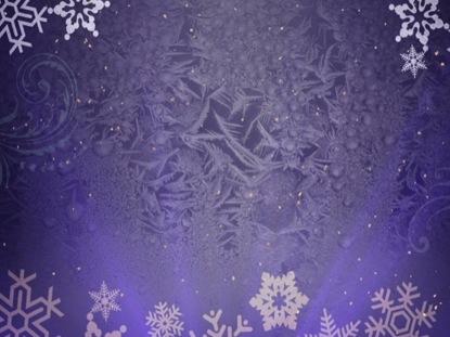 CHRISTMAS BACKGROUND SNOW PURPLE