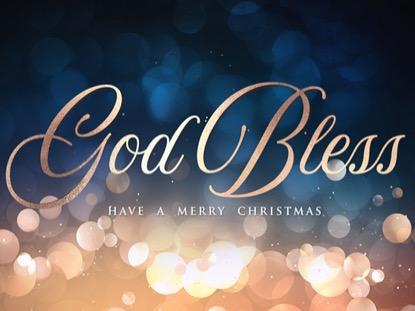 CHRISTMAS BOKEH CLOSE CHRISTMAS