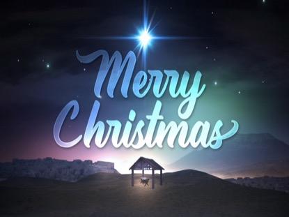 CHRISTMAS SAVIOR MERRY CHRISTMAS