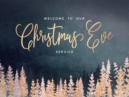CHRISTMAS SPARKLE CHRISTMAS EVE