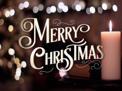 CLASSIC CHRISTMAS MERRY CHRISTMAS