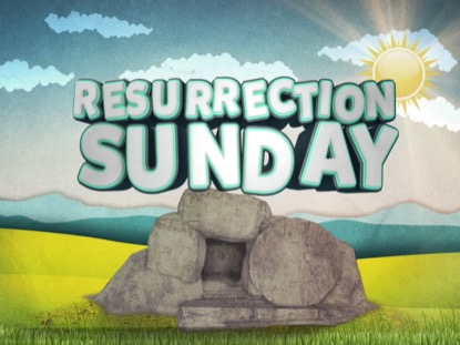 EASTER KIDS RESURRECTION