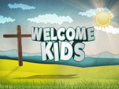 EASTER KIDS WELCOME