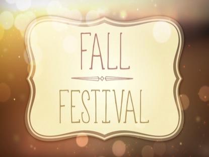 FALL BOKEH FALL FESTIVAL